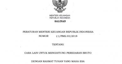 Beleid PMK 15/PMK.03/2018, Masyarakat Tak Perlu Resah
