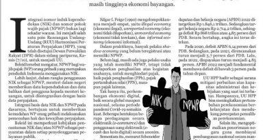 Integrasi NIK dan NPWP